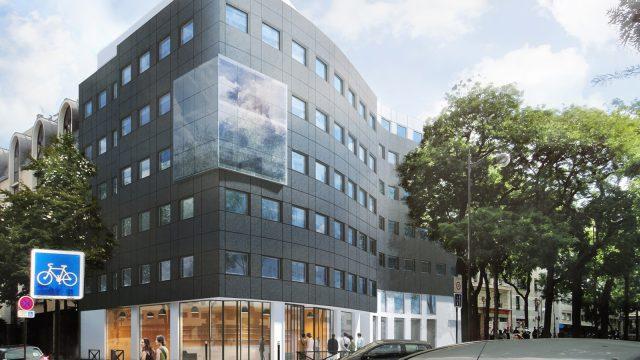 Novaxia vente bureaux belleville