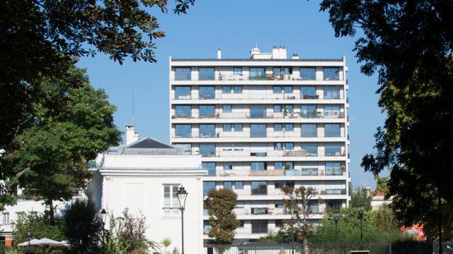 Novaxia achat immeuble Levallois