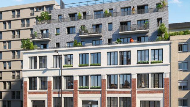 Planchat Novaxia logements
