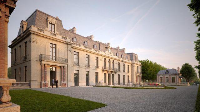 Novaxia château Rothschild