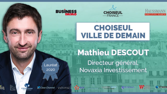 DESCOUT Mathieu Choiseul Ville de demain